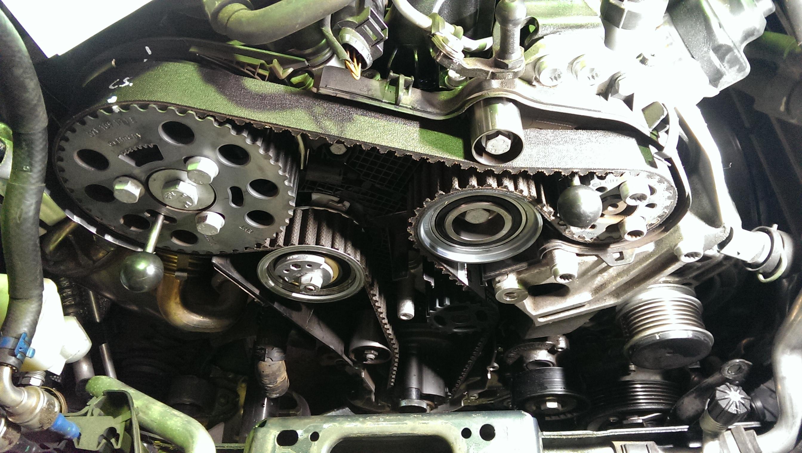 Audi A3 Timing belt