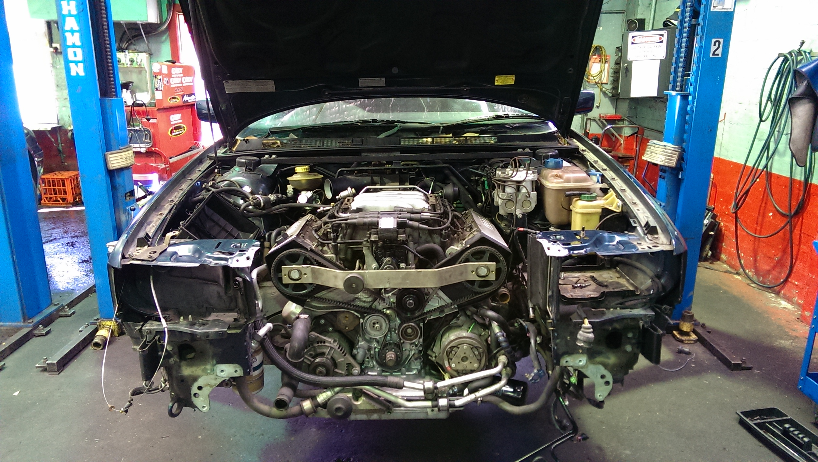 Audi A4 Timing belt